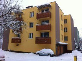 Revitalizace bytového domu Podkopčí 469, Frenštát p/R