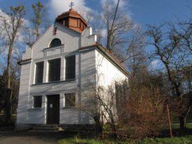 Kostel v Kunčicích pod Ondřejníkem