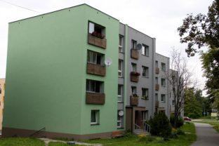 Revitalizace BD Frenštát p/R